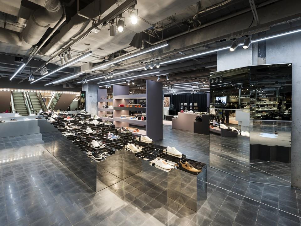 商场--南京汉拓装饰|南京装修设计|南京装修公司|南京