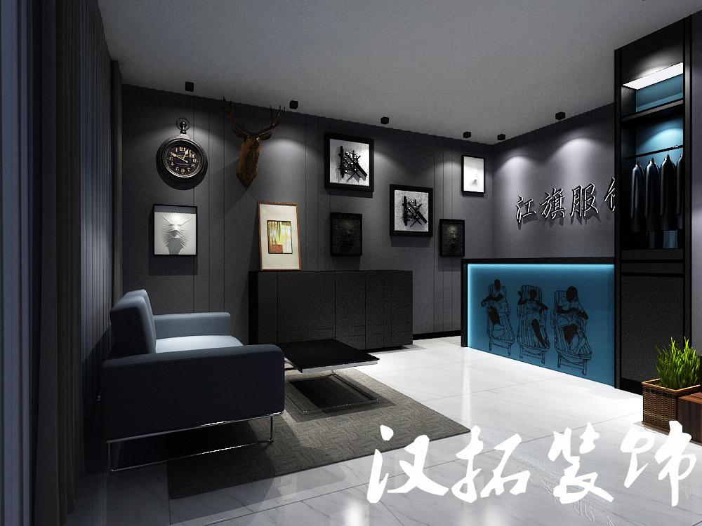项目类型:服装店装修 项目面积:112平方 所在城市:南京 项目风格